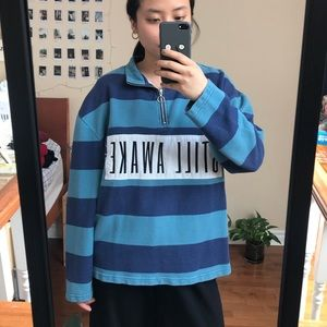3/60$ Urban Outfitters STILL AWAKE sweatshirt